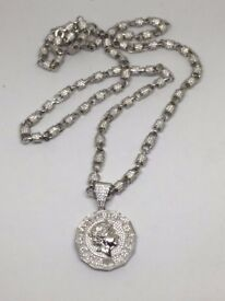 Pendant and Chain Combo