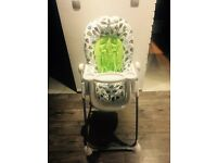 Mothercare Arc High Chair
