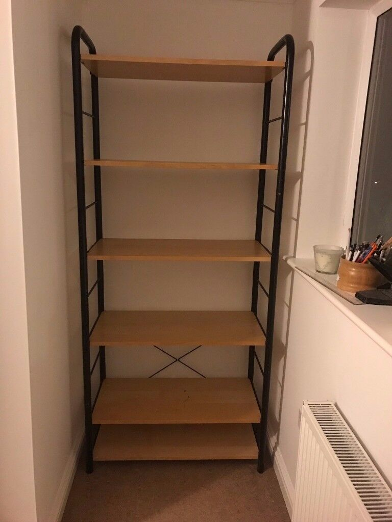 Office shelving and drawers - modular IKEA system