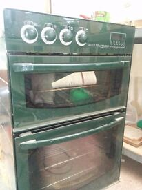 Built in double oven, good working order, clean condition