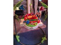 Fisher price rainforest jumperoo free delivery in Plymouth