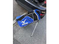 Mizuno full size golf bag