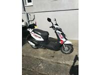 Sinnis Prime 50cc moped