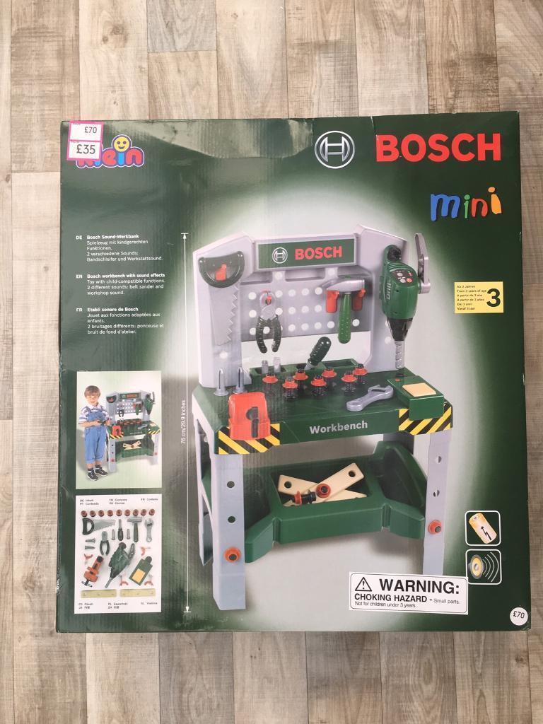 bosch mini work bench | in basildon, essex | gumtree
