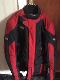 Motorbike jacket male