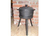 new hunting cauldron