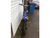 Pit bike 140cc stomp