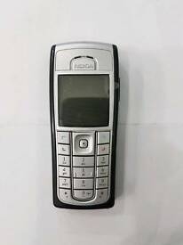 Brand New Nokia 6230 Black Colour Unlocked