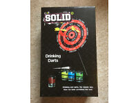 Drinking Darts Game - Boxed As New