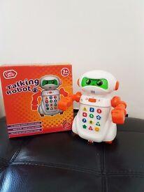 Chad valley talking robot
