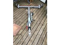 KOBER Trailer Hitch & Back Axle
