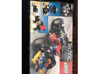 Lego technic vintage car 8860