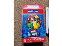 Marvel Card Game