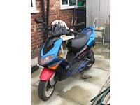 Peugeot speedfight 2 49cc scooter