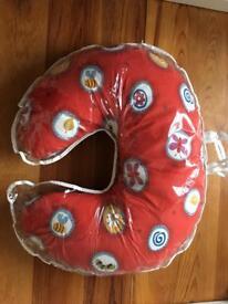 Widgey nursing pillow £5
