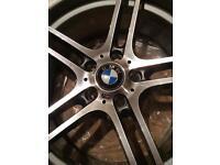 "Bmw 313 style 19"" alloy wheel 8J front wheel Brand New"