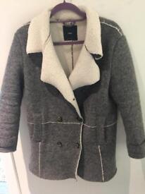 Zara woman coat size10