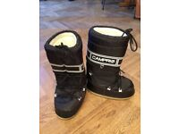 Campri moonboots Uk 1/2 Euro 33/34