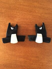 Bugaboo car seat adaptors