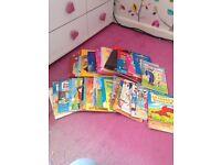 35 children's books