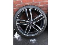 "5x112 18"" OZ Racing Audi A3, Volkswagen Golf, Seat Leon Alloy Wheels"