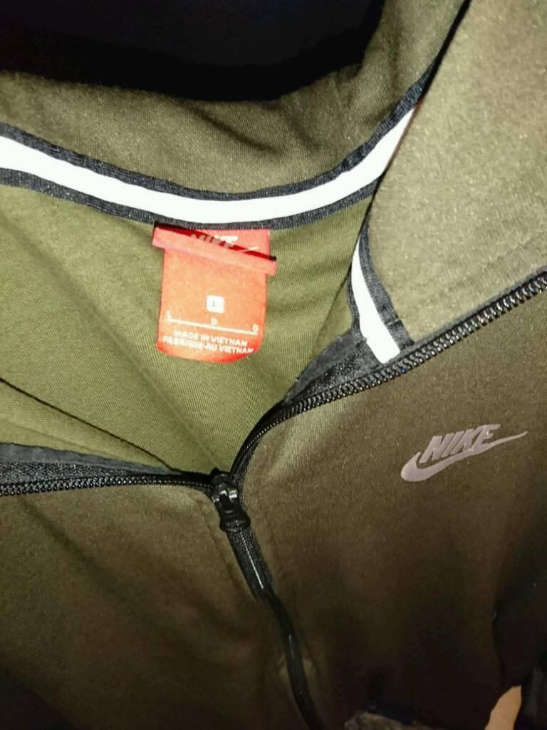 Men's large Nike jacket