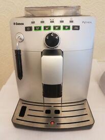 SAECO INTUITA-FULL AUTOMATIC BEAN- TO- CUP COFFEE ESPRESSO MACHINE