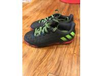 Boys Adidas 16.3 indoor football boots