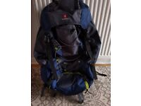 Technicals 65+10 rucksack