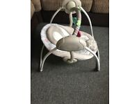 Baby Seat with multiple settings and sounds