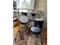 FULL DRUM KIT Fame spark 5201 - perfect condition