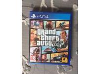 GTA V (5) Game ps4