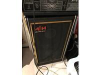 HH Electronics 2x12 cab. Guitar / bass / pa