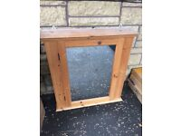 Bathroom Cabinet Pine FREE