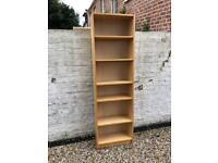 Bookcase (2m tall x 60cm wide)