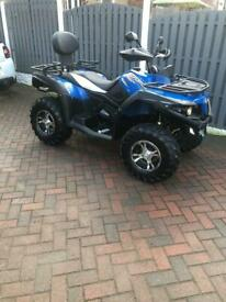 Quadzilla road legal quad