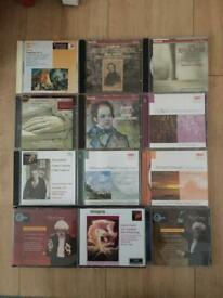 15 Classical cds