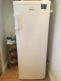 Beko tall fridge