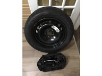 RENAULT & NISSAN BRAND NEW Spare wheel pcd 5x114.3 66.1 Tyre Goodyear 205/55/r16