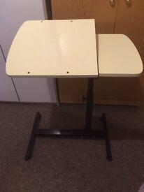 adjustable laptop table