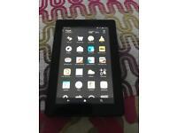 Amazon kindle HD Tablet