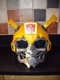 Transformers Bumblebee Voice changing Helmet
