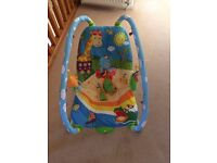 Baby Rocker/chair that is in excellent condition - vibrates to sooth baby