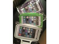 iPhone armband cases