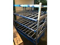 SHELVING ON WHEELS FOR SALE