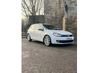 2009 VW Golf Gt 2.0 Tdi 73k FSH 6speed long mot