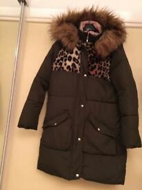 Ladies size 10 coat