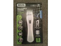 WAHL Pro Stubble Trimmer