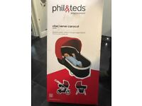 Phil & ted vibe carrycot