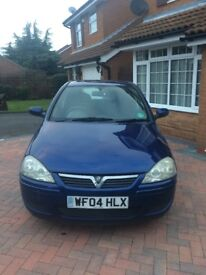 Spares or repair Vauxhall Corsa Twinport 1.4